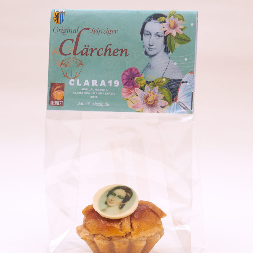 "The ""Clärchen"" as a sweet homage to Clara Schumann"