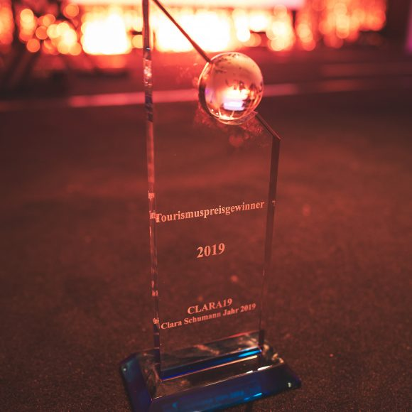 Leipzig Tourism Prize 2019 for Clara19