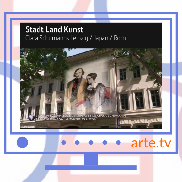 Arte visits the Schumann-Haus